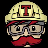 The Travis Mascot